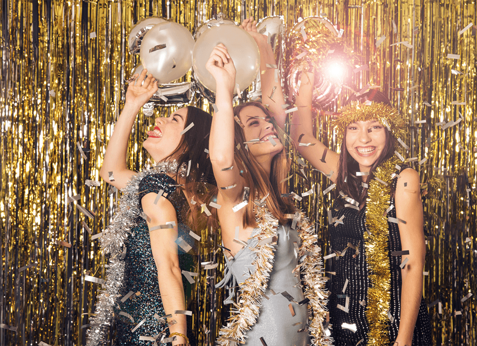 Cheers to New Years! Our Look Back on 2015