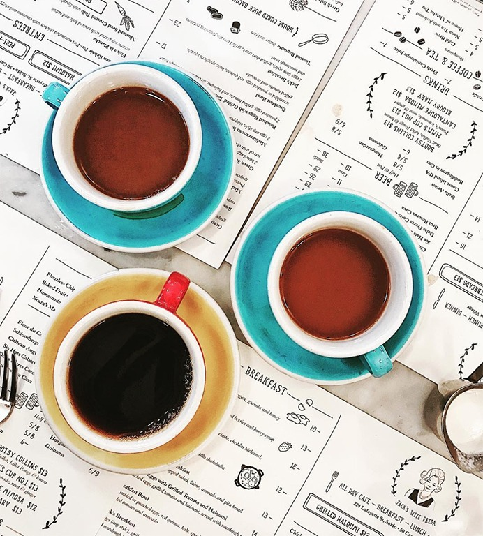 Best NYC Coffee Shops for Meetings